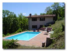 Casa Piscina Privata