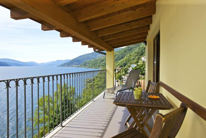 Top Ferienwohnung Residenza Vista Lago A 7 - Cannobio Lago Maggiore CD63
